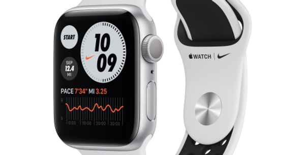 APPLE WATCH NIKE SERIE 6 GPS + CELLULAR