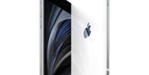 "APPLE IPHONE SE 2020 4.7"" 128GB SLIM BOX WHITE EUROPA"