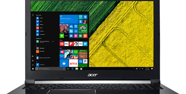 """ACER A715-72G-72T9 15.6"""""""