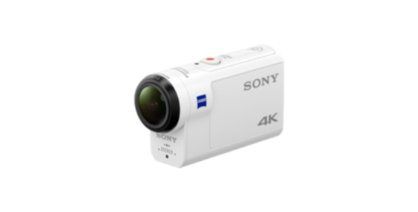 SONY ACTION CAMERA 4K BIANCA ACTION