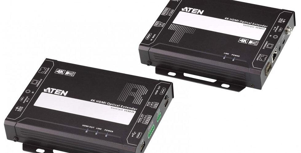 Estensore ottico HDMI 4K a 10 km, VE883K2