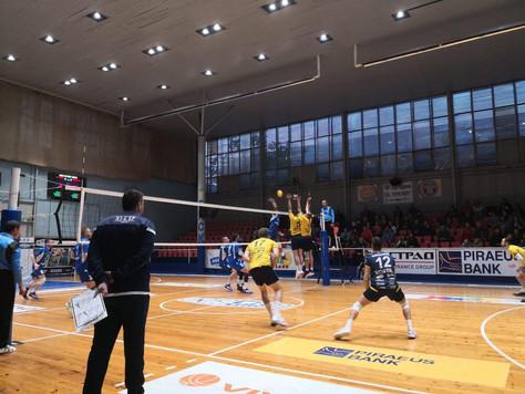 Хебър победи Черно море (0-3)