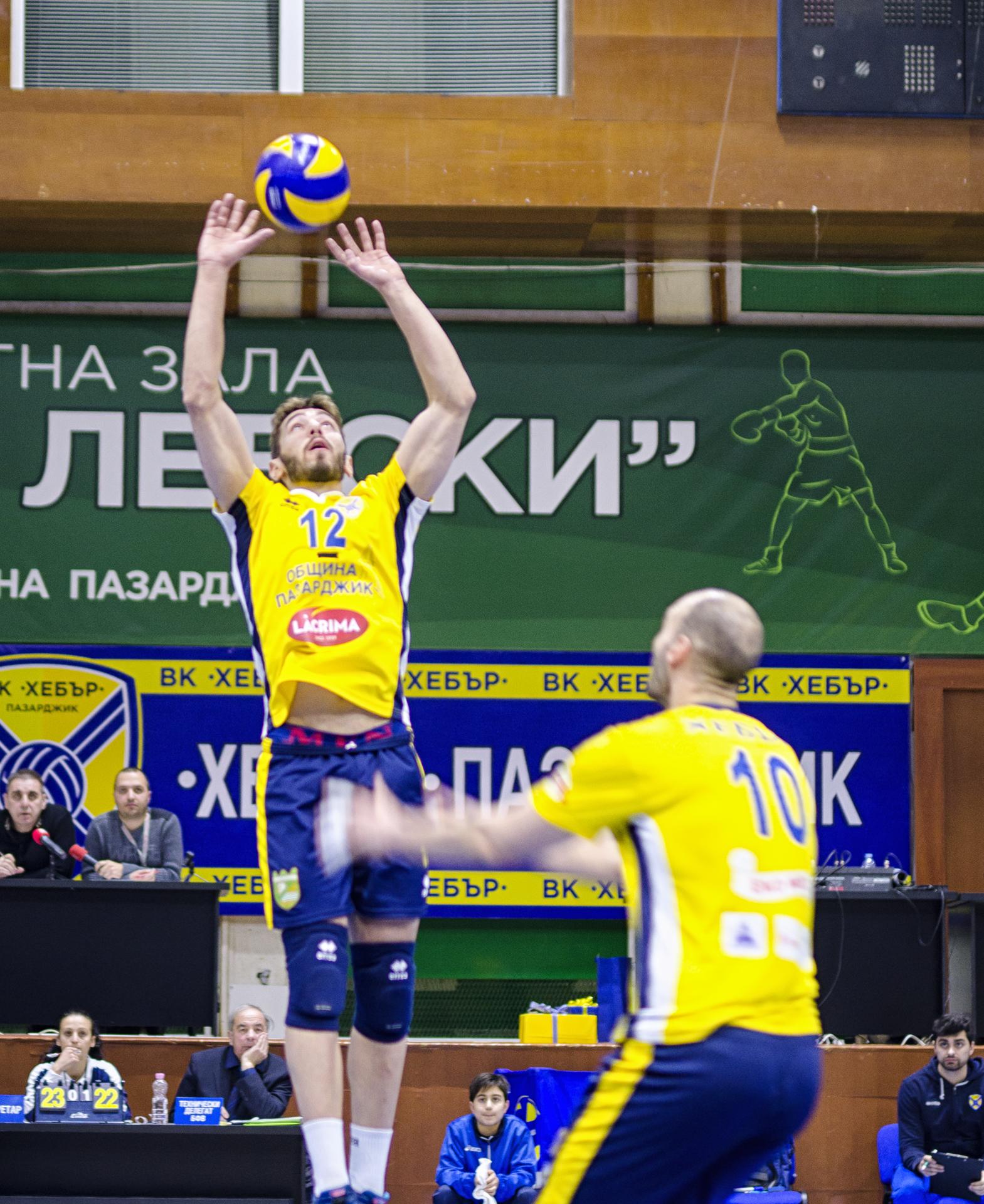 Хебър-Луковит 3-1