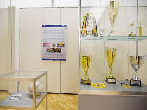 """Хебър посети изложбата """"Спортът в Пазарджик"""""""