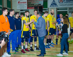 Хебър-Доростол 3-1, финал