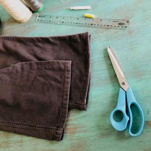 Video/Tutorial Bastas de Pantalón