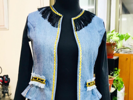 #DIY Chaqueta Chanel