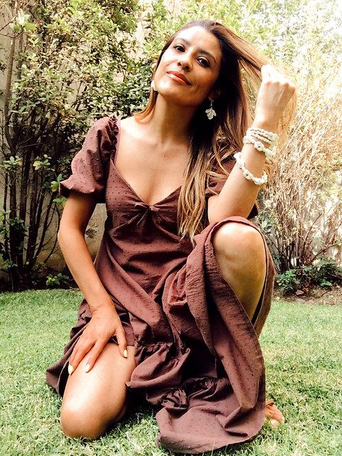 Molde Vestido Julieta