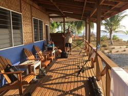 Bungalow veranda pic