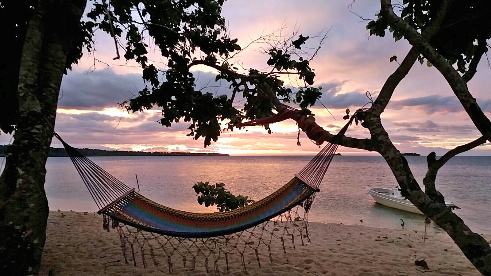 hammock sunset 1