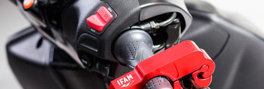Ifam Motorcycle Handlebar Lock