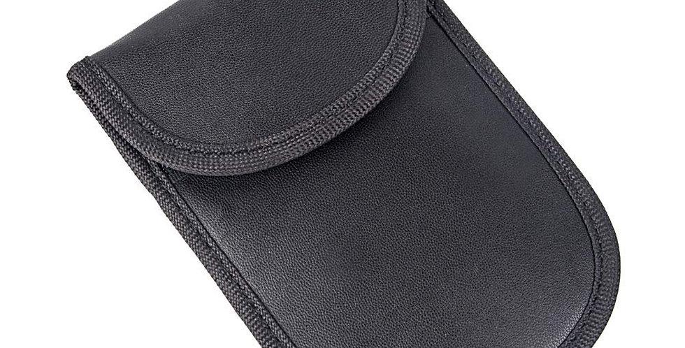 Dual Purpose Signal-Blocking Faraday Bag