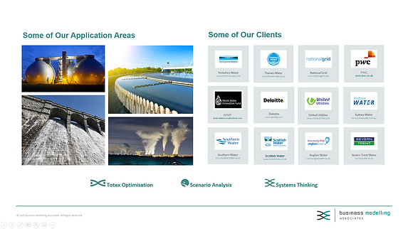 BMA Solutions and Clients