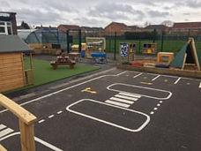Mini Millfields playground