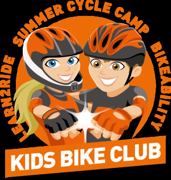 NCA Kids bike club logo
