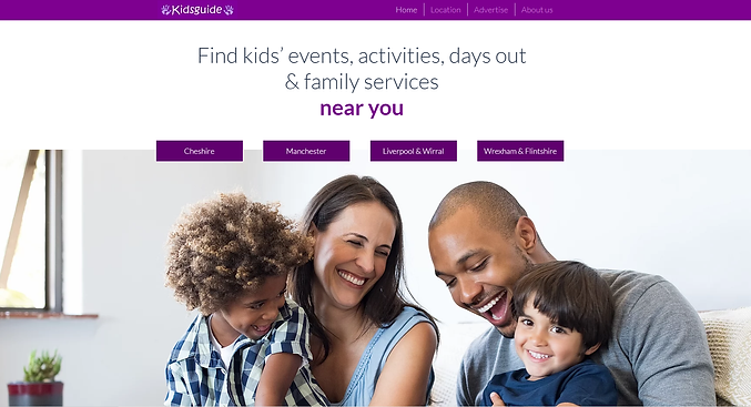 Kidsguide screenshot