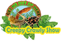 Creepy Crawly Show logo