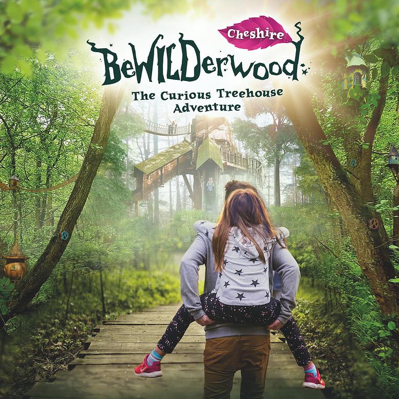 BeWILDerwood Cheshire