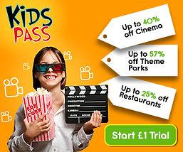 kids pass poster