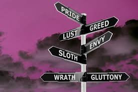 The seven deadly sins of trading.