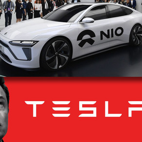 Opinion: Nio, not Tesla, is the better EV stock pick for 2021