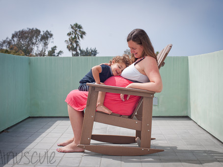 Annick & Louka - Maternity session - Santa Monica - Los Angeles photographer