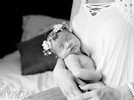 Mila - Newborn session - Baby Photographer Los Angeles San Fernando Valley