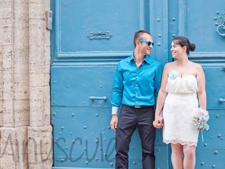 Sophie & Nicolas - Part I - Los Angeles wedding photographer