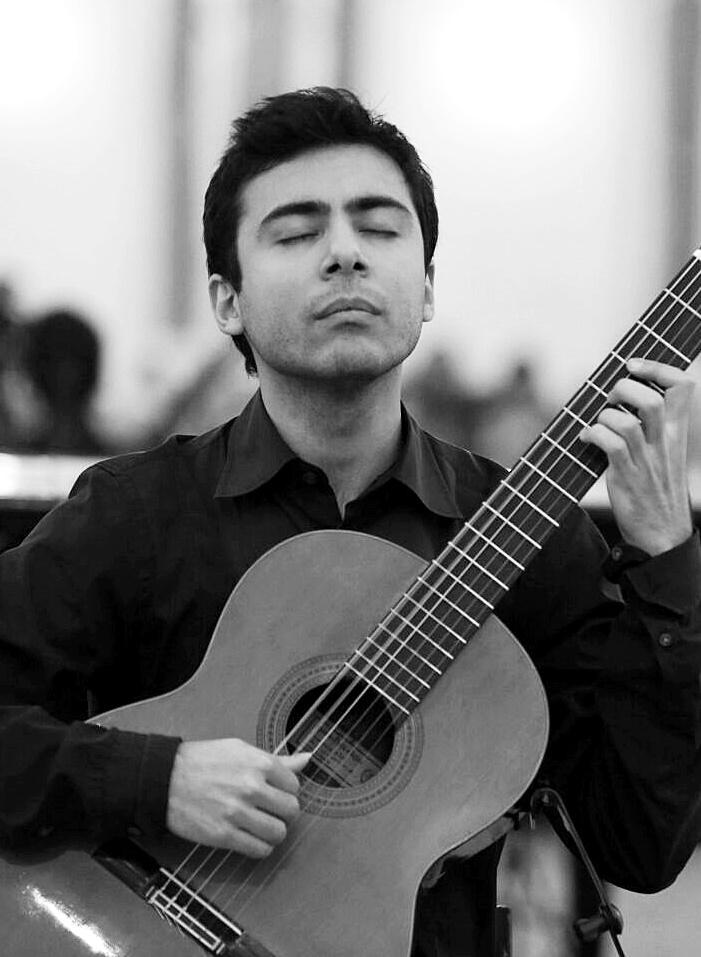 Tizoc Romero - Gutarrista