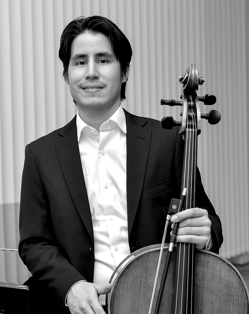 Daniel García - Cello