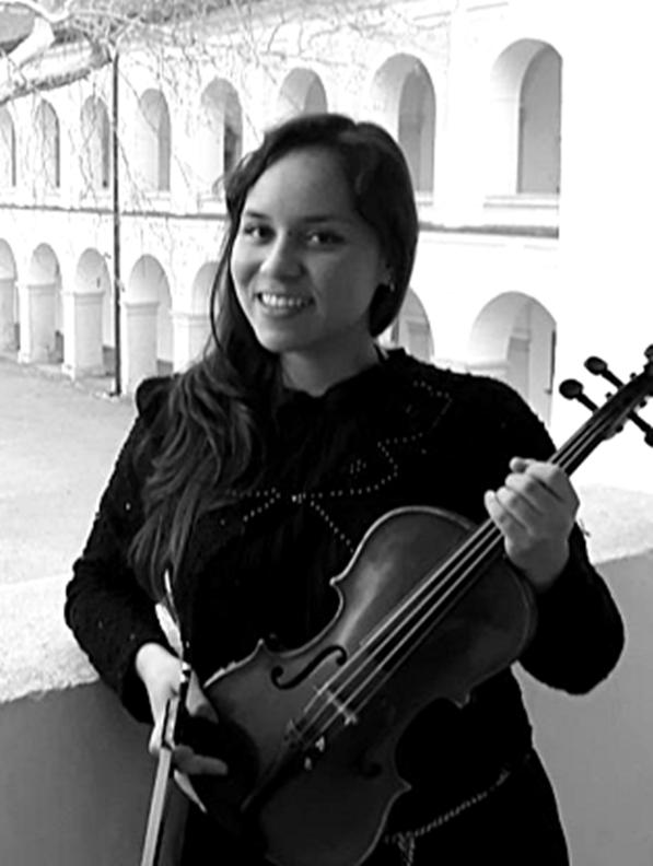 Johanna Chauta - Violín