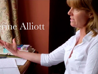 An Interview with Catherine Alliott