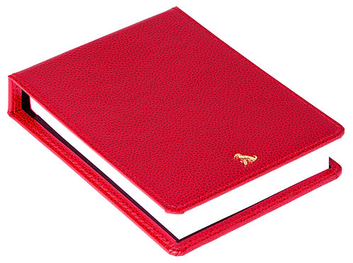 The Rollo Collection - Desk Jotter - Raspberry