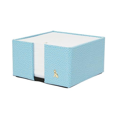 The Rollo Collection - Desk Block - Sky Blue