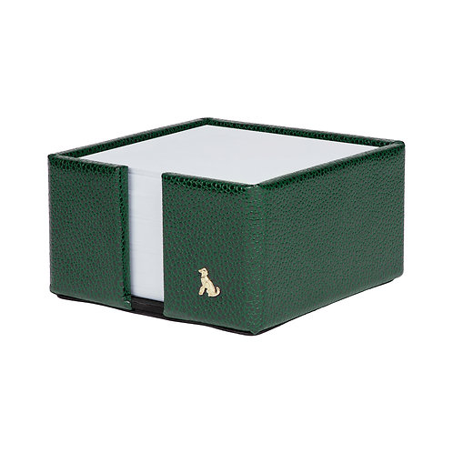 The Rollo Collection - Desk Block - Racing Green