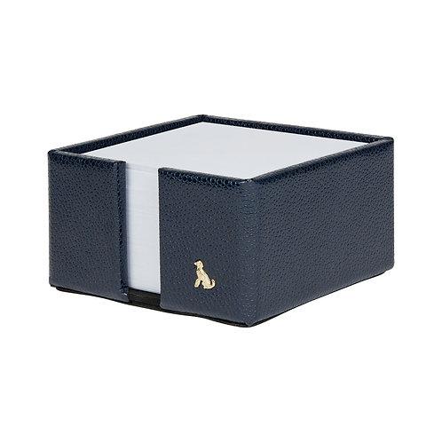 The Rollo Collection - Desk Block - Oxford Blue