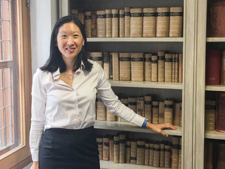 An Interview with Renee Kuo, MD of Debrett's