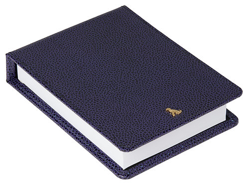 The Rollo Collection - Desk Jotter - British Mulberry