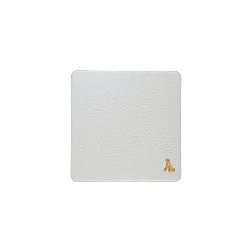 The Desk Collection - Hugo - Coaster - Blossom White (Pearlescent)