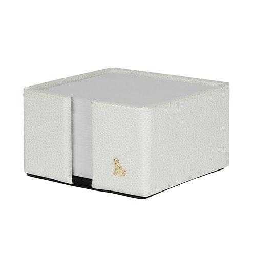 The Desk Collection - Desk Block Dickens in Blossom White