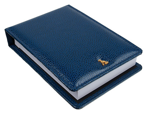 The Desk Collection - Desk Jotter Scott in Royal Blue