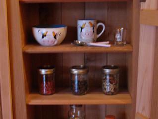 Kitchen Kid Cupboards