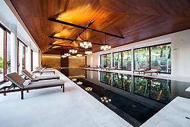 Schöne Spa Pool