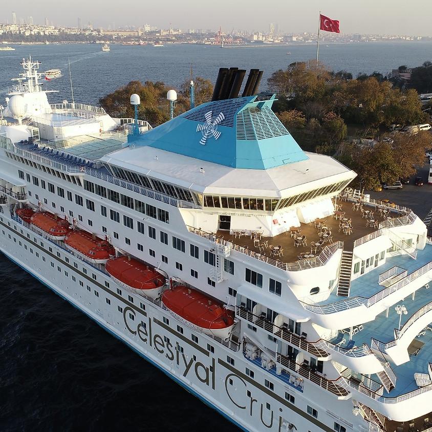 Celestyal Crystal İstanbul Çıkışlı 6 Gece Yunan Adaları