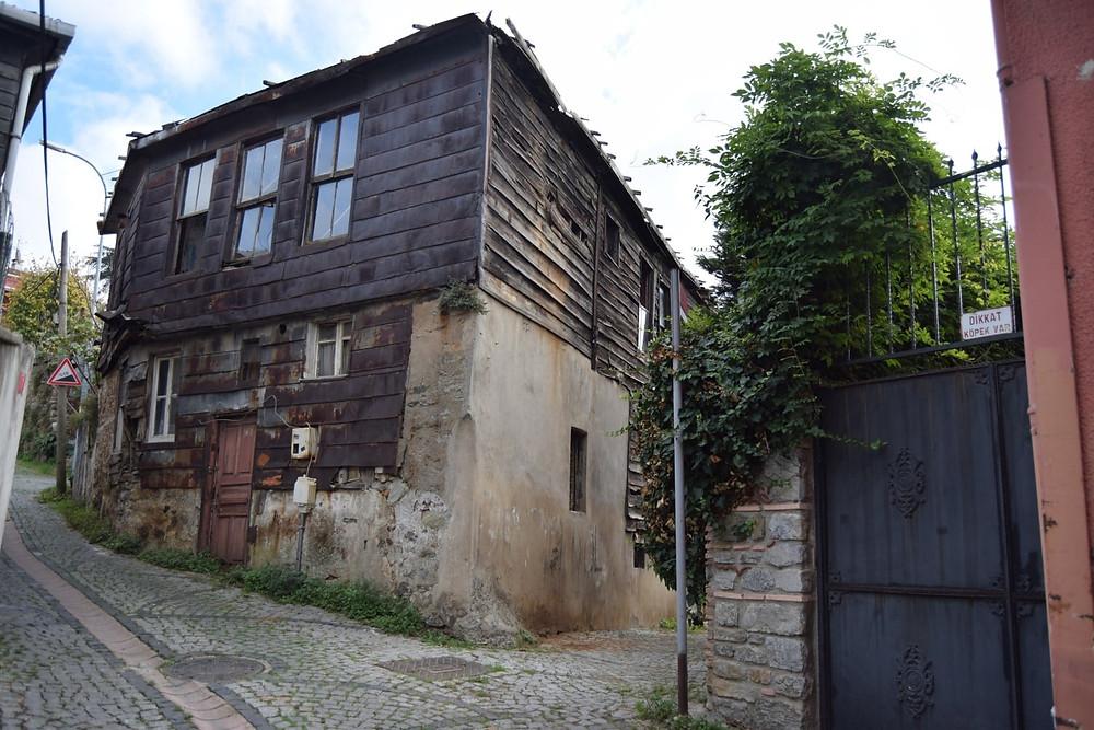 Anadolu Hisarı Tarihi Evler | GeziBAhcesi Seyahat Gezi Bloğu