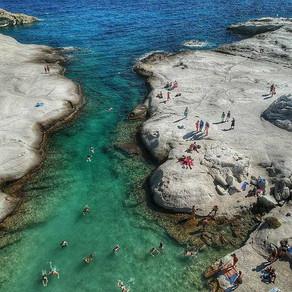Afrodit'in adası Milos (Pamukkale Adası )
