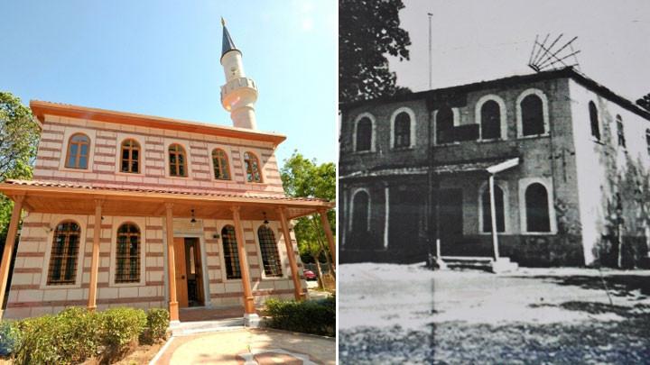 Mihrişah Sultan Camii | GeziBahçesi Seyahat Gezi Bloğu