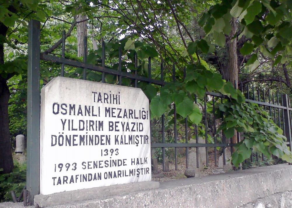 Osmanlı Mezarlıkları | GeziBahçesi Seyahat Gezi Bloğu