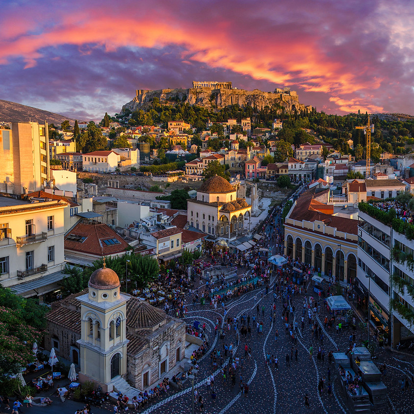 Yunanistan Gezisi