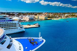 Cruise Ships In Nassau Bahamas Port.jpg